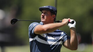 Bryson DeChambeau wins the 2020 Rocket Mortgage Classic