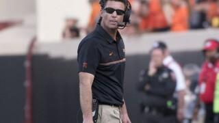 OSU coach Mike Gundy tweets 'Cowboy For Life!'