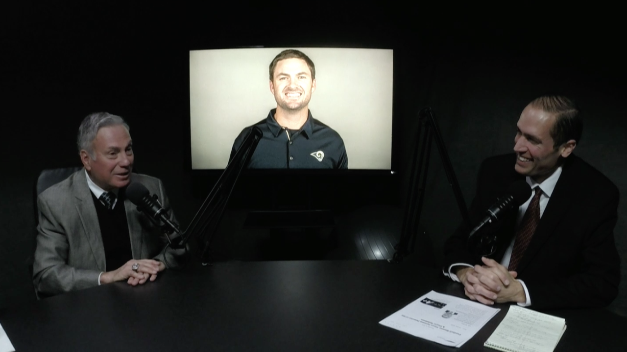 Vince Suriano, who's coached with Zac Taylor in the past, joins Mike Dyer to talk about what Taylor's hiring could mean for the Bengals in 2019.