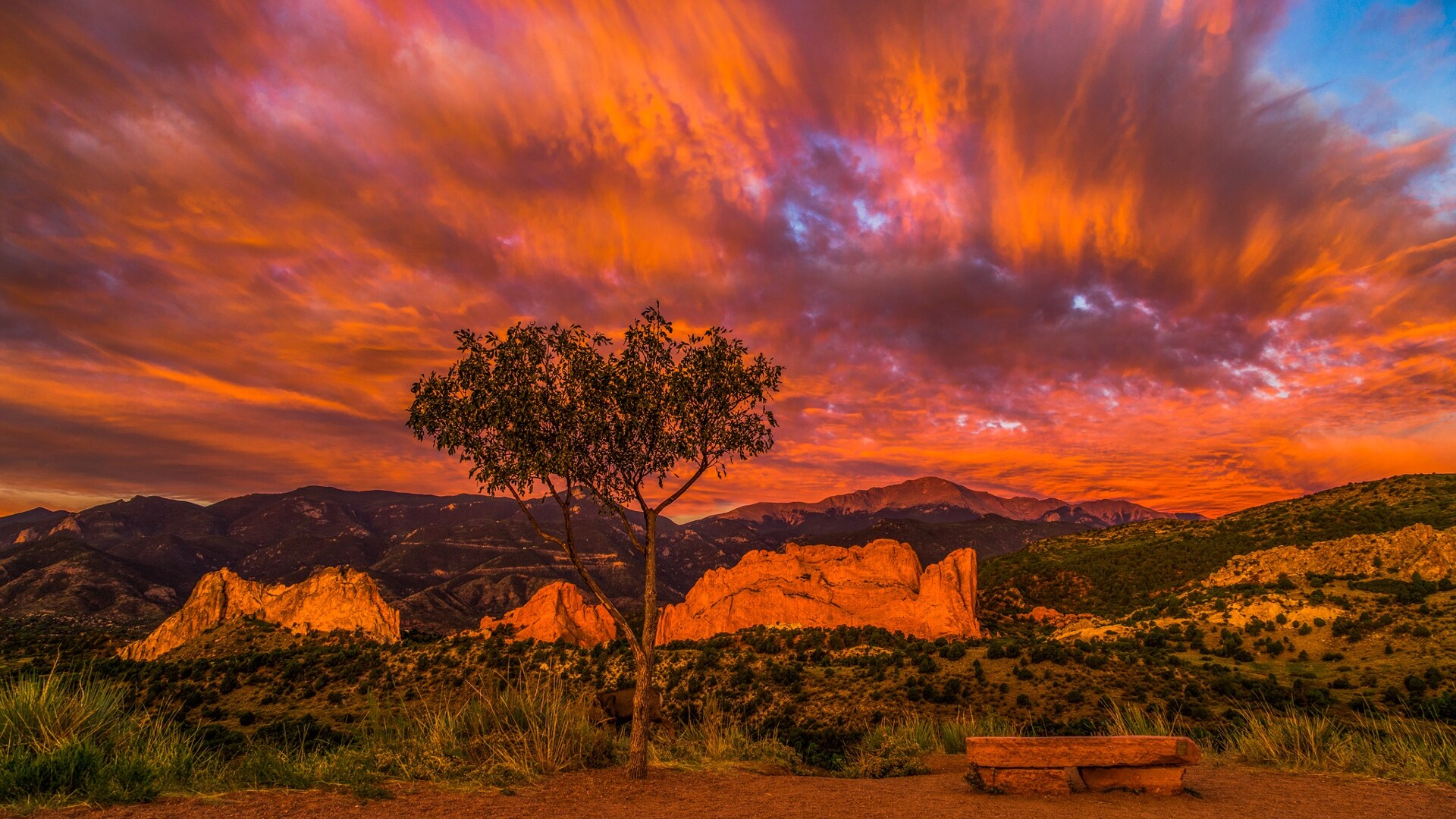 Garden of the Gods Sunrise Forrest Boutin Photography.jpg