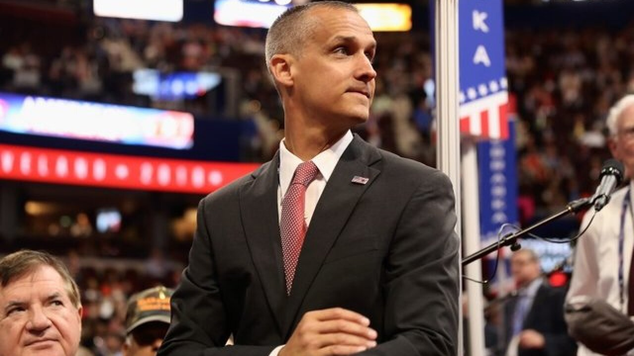 DC Daily: Singer alleges former Trump campaign manager of sexual assault