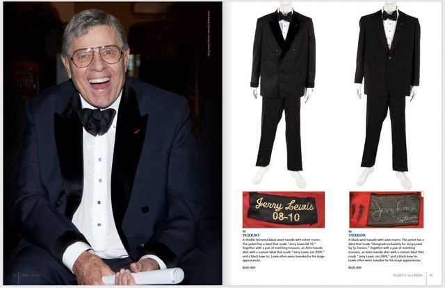 PHOTOS: Auction features items owned by Jerry Lewis