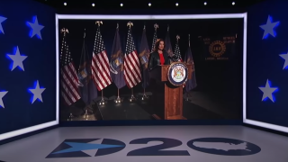 WATCH: Gov. Whitmer gives speech at first night of Democratic National Convention
