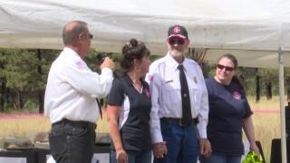 Groundbreaking held for new York fire station