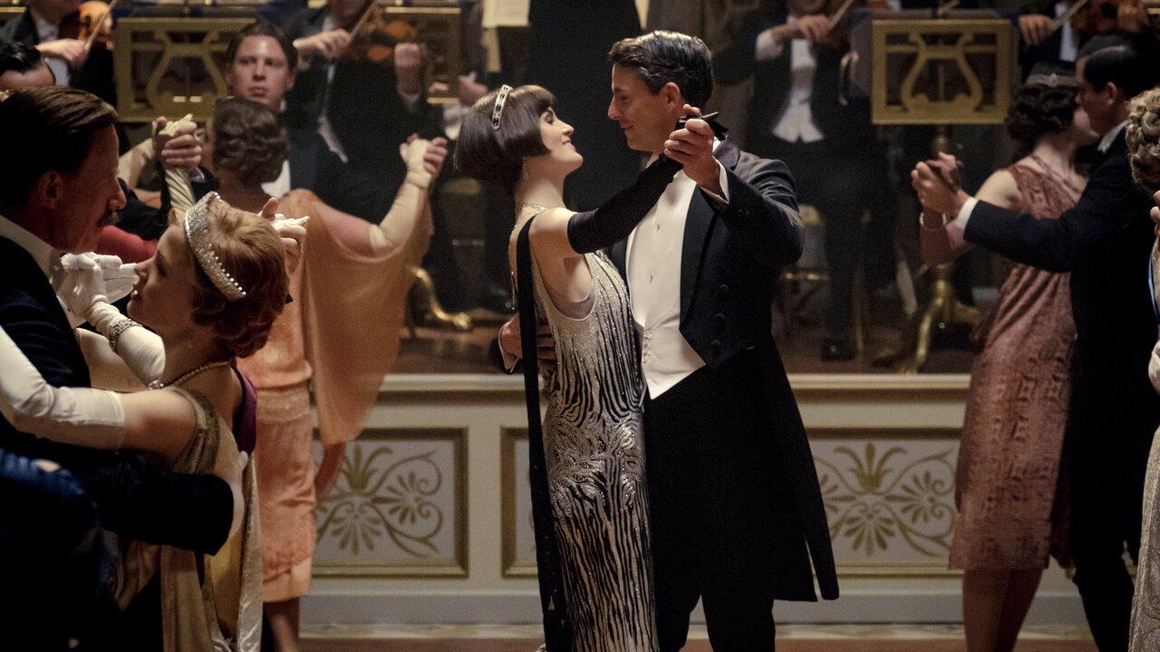 'Downton Abbey' takes box officecrown