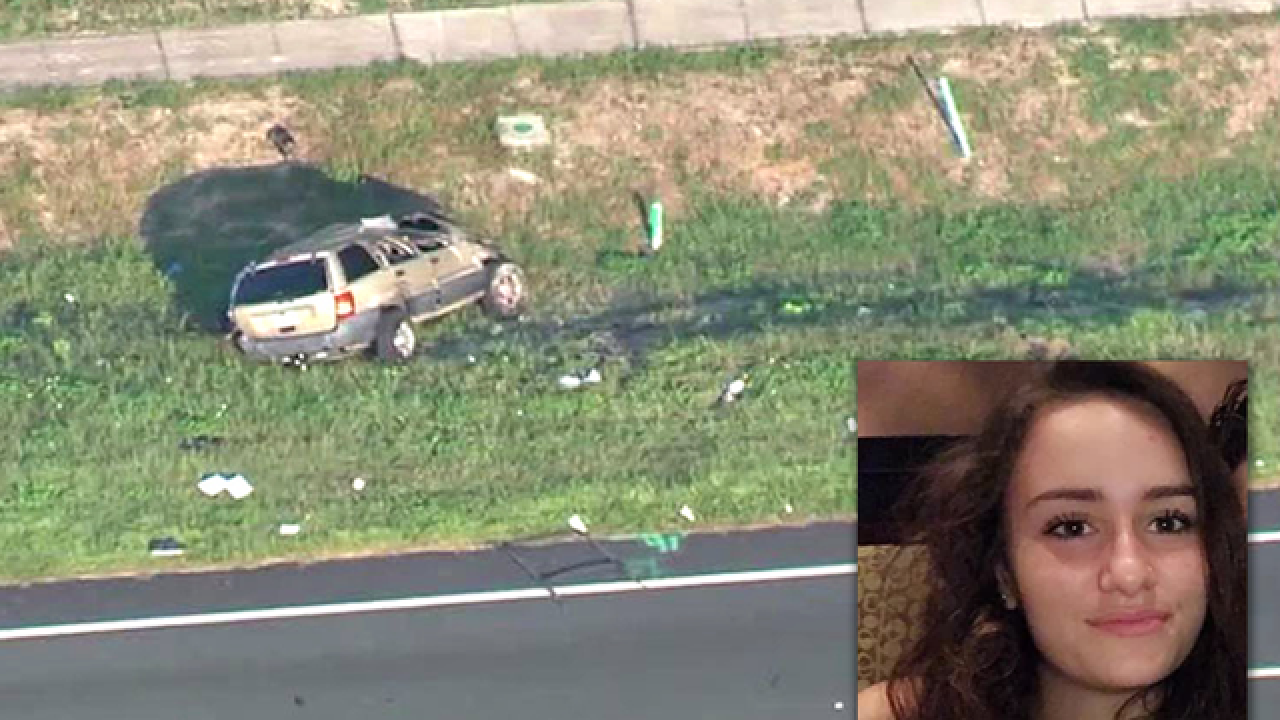17-year-old killed in crash on US-19