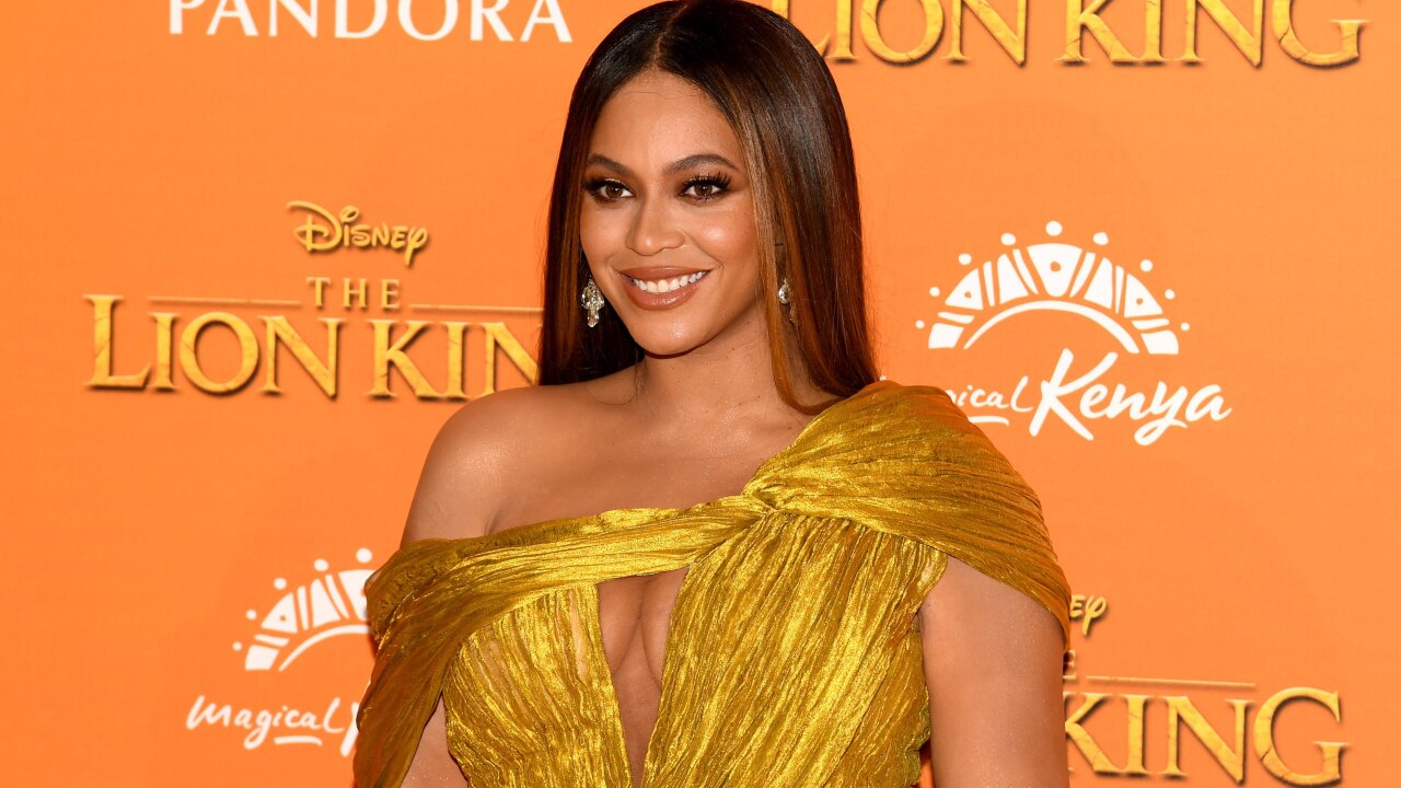 Beyoncé sends 'love letter to Africa' with new 'Lion King' album
