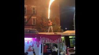 flamethrower brooklyn