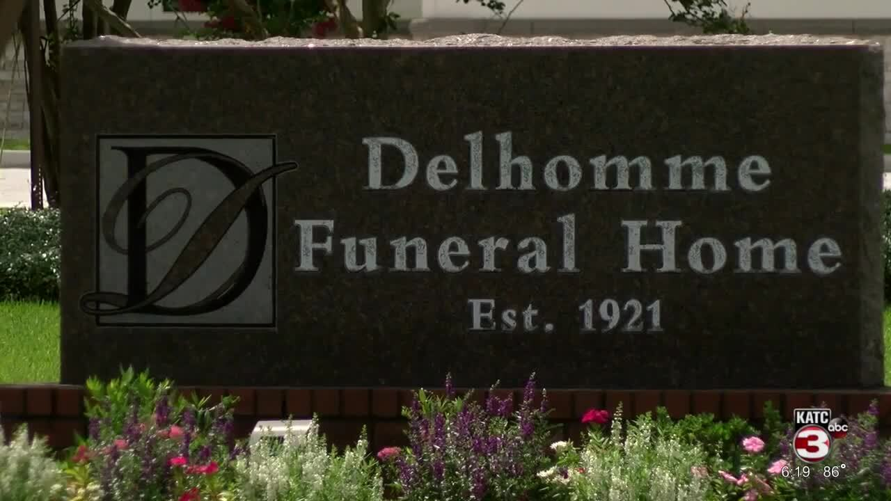 Delhomme Funeral Home
