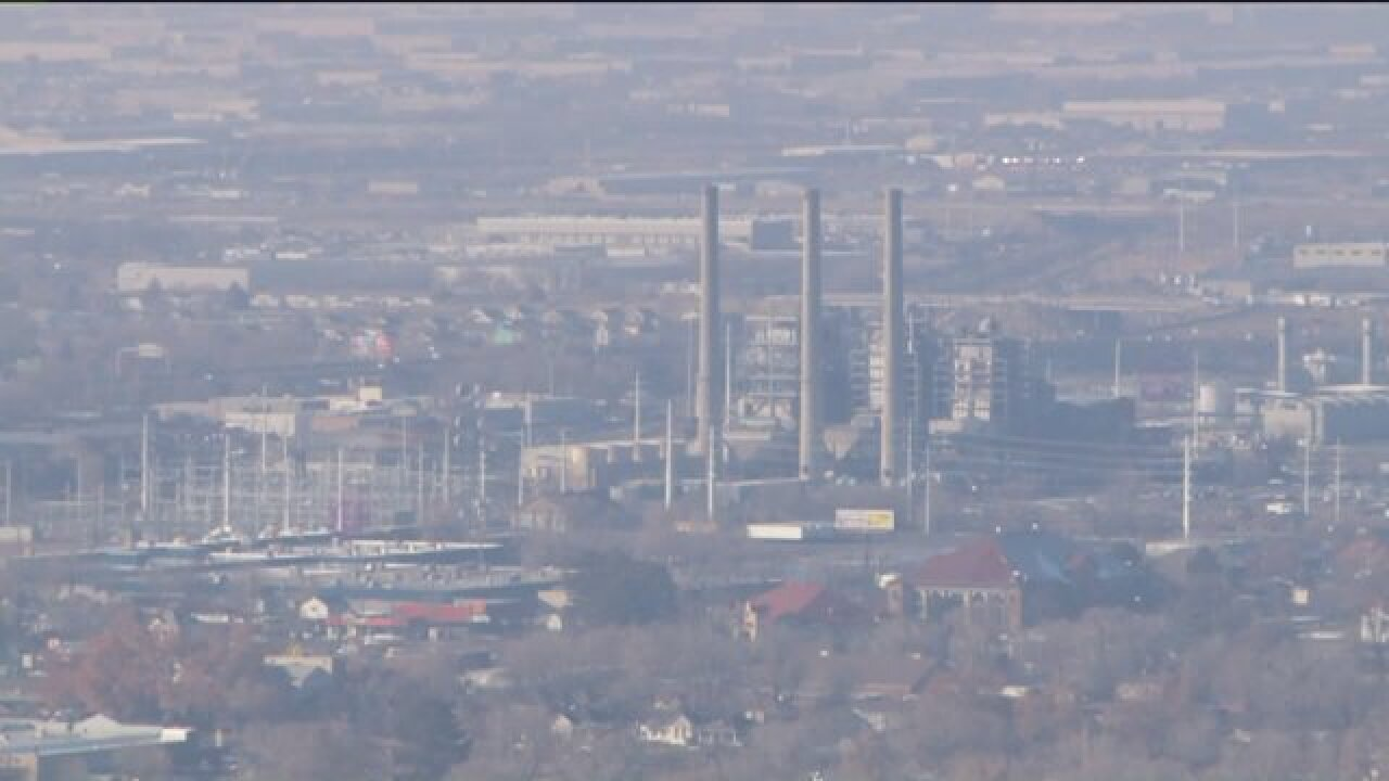 Clean air advocates propose changes to Utah laws aimed at improving air quality