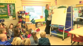 One Class at a Time: Stevensville Elementary School