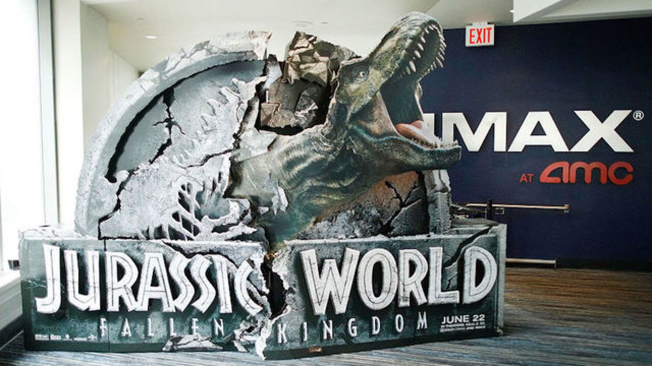 'Jurassic World: Fallen Kingdom' has big opening day amid a surging box office
