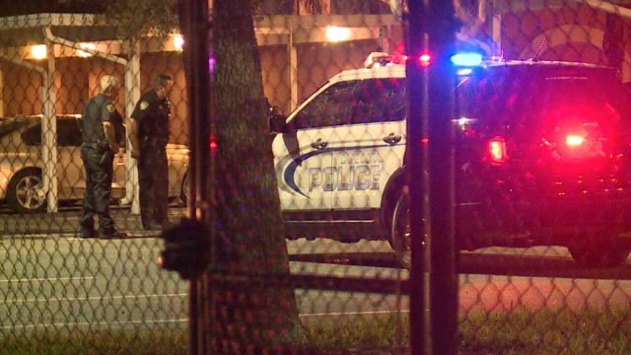 Police investigating homicide at Cape Coral apartment complex