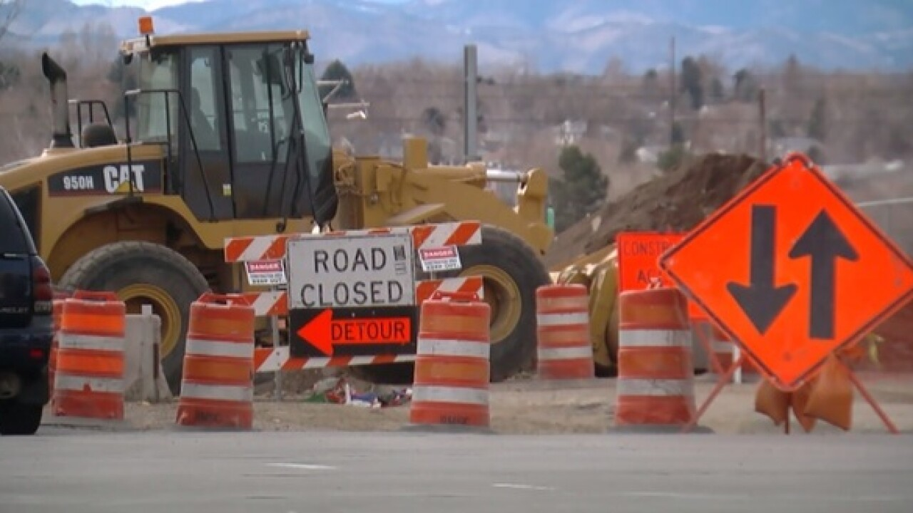 Driving You Crazy: When will Denver EVER finish the construction at Broadway & Mississippi?