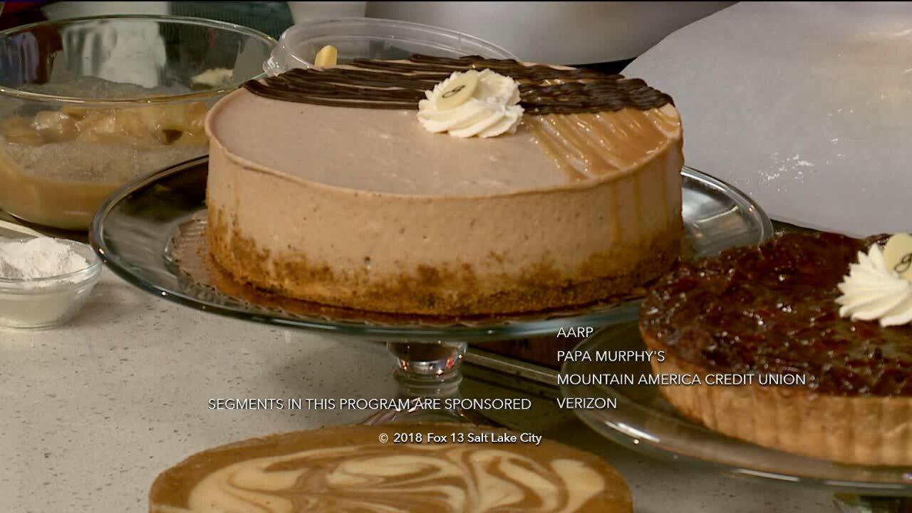 Thanksgiving Apple Desserts by GourmandiseBakery