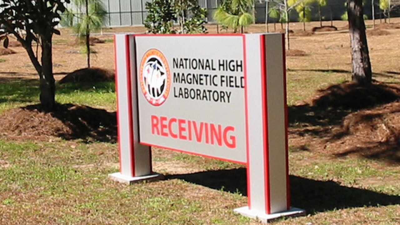 Federal grant will keep magnetic lab operating at Florida State University