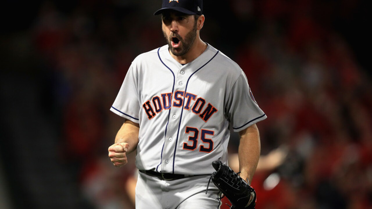 Justin Verlander excited to start at Comerica Park tonight