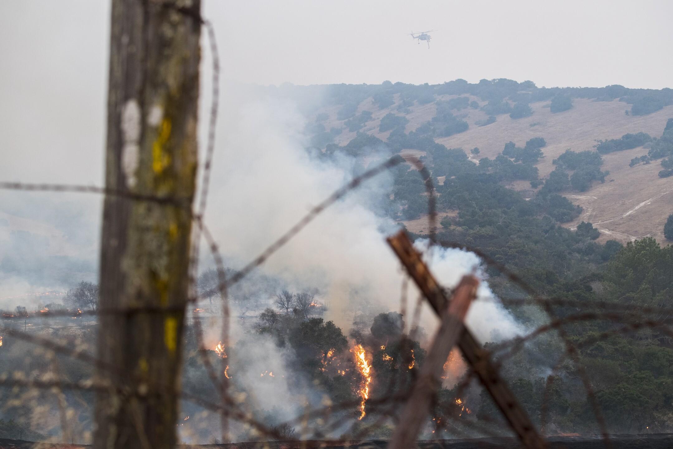 Vacaville Fire