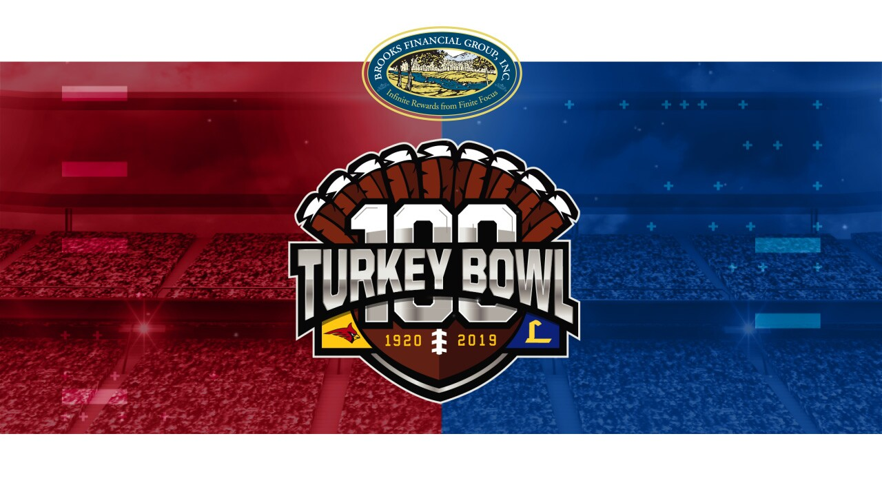 Turkey Bowl 100