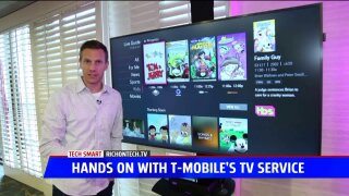 Tech Smart Preview: T-Mobile TV service