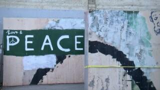 """Missoula Peace Sign"" set to be reassembled"