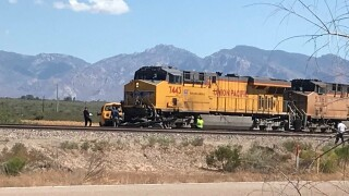 2 people dead in train vs. vehicle collision near I-10 Avra Valley exit