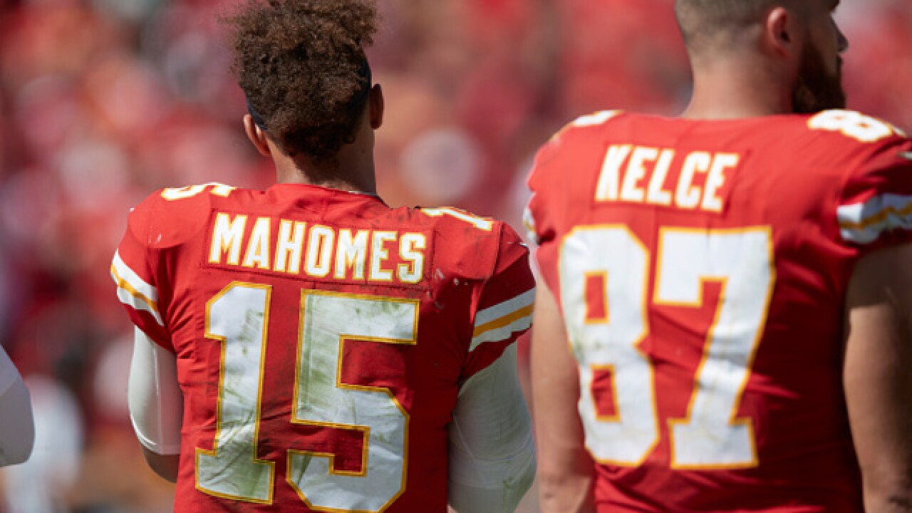 Chiefs ready to move on to Denver