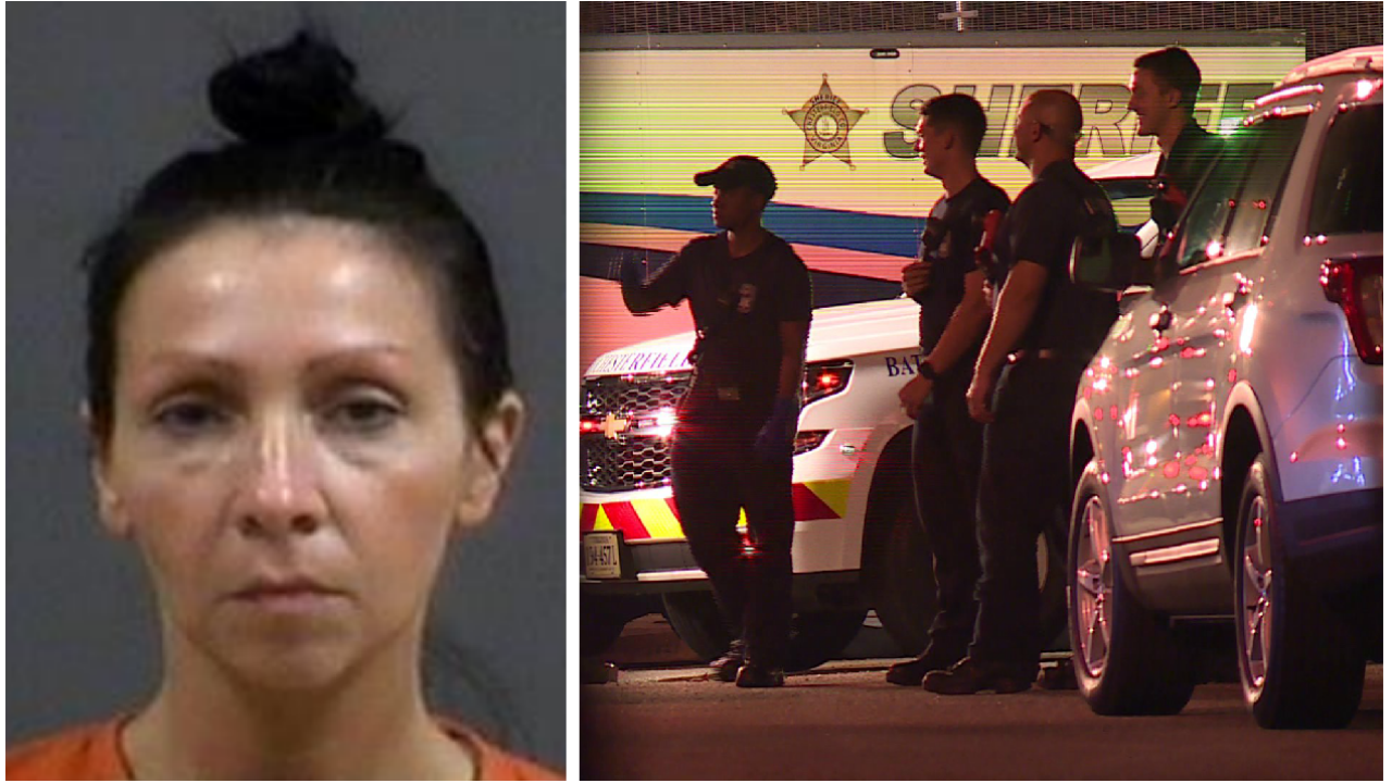 Woman charged with smuggling drugs into jail after exposure sent 10 tohospital