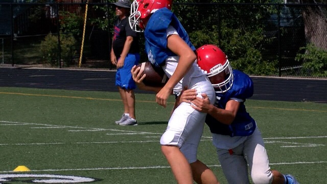 Top 10 high school countdown: Bishop Miege