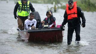 Photos: Hurricane Florence moves through East Coast region