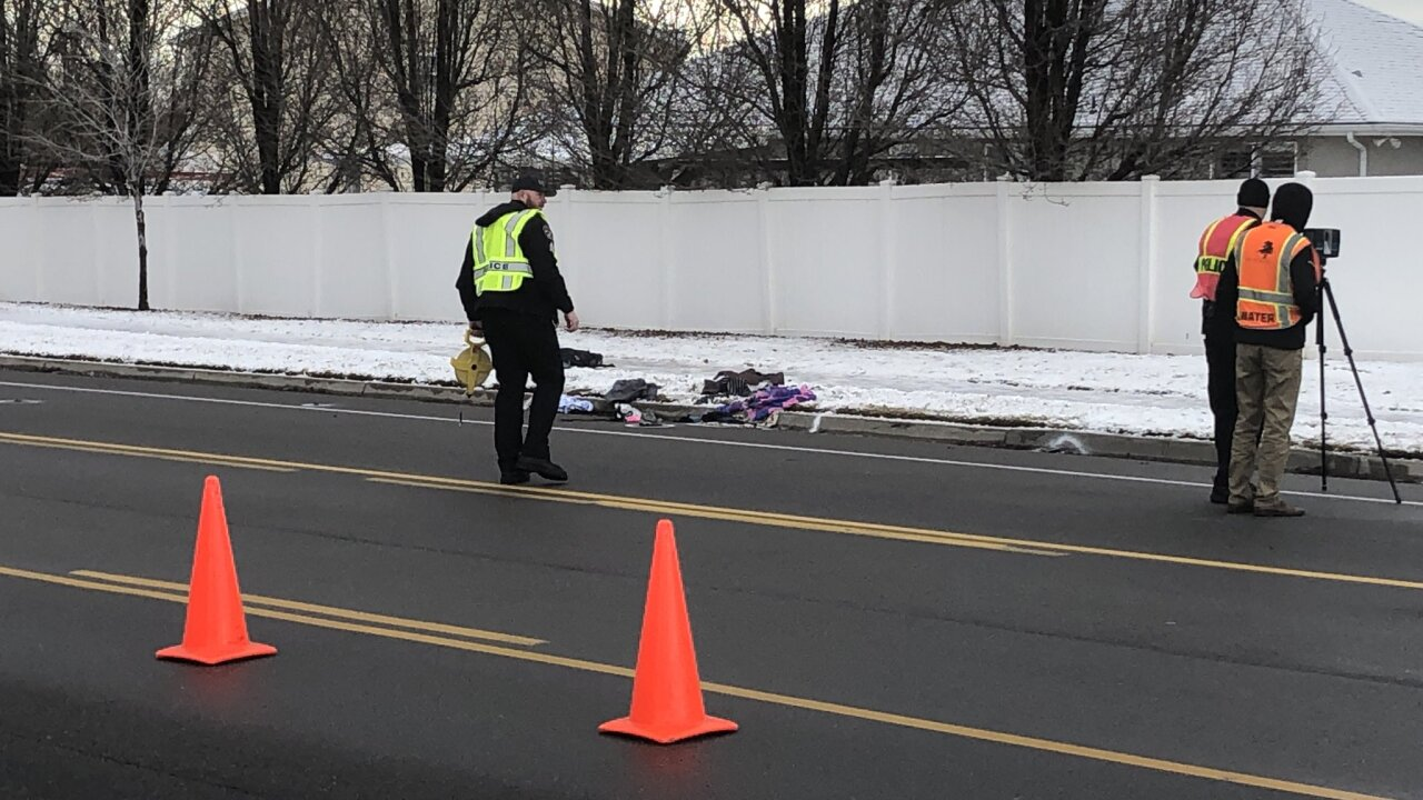 Woman hit, critically injured by car in Salt LakeCo.