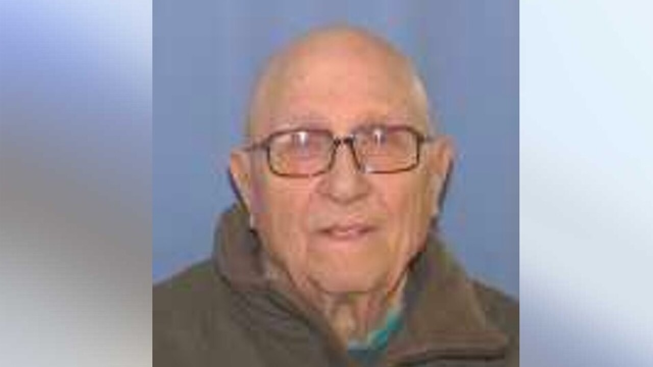 Pierce Township police search for missing man with dementia