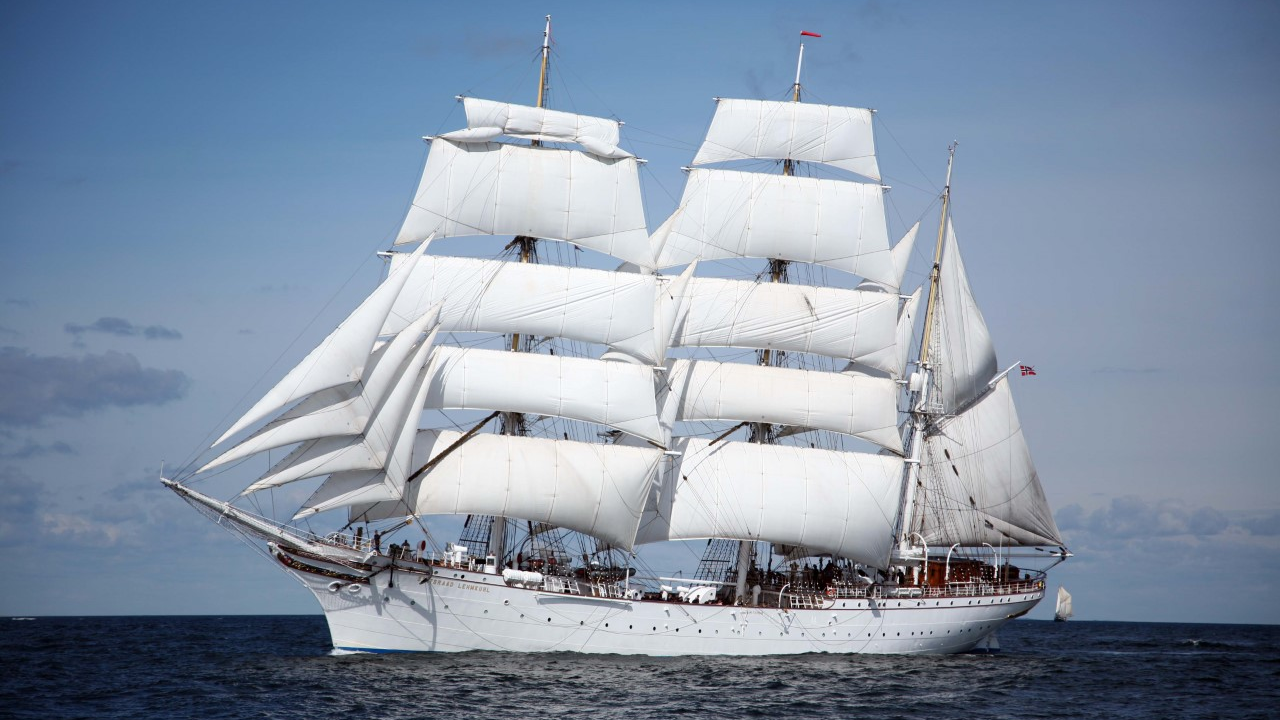 International Class A Tall Ships coming to Norfolk in 2020