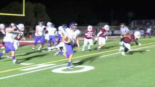 Friday Night Highlights Week 9: Play and Player of the Week