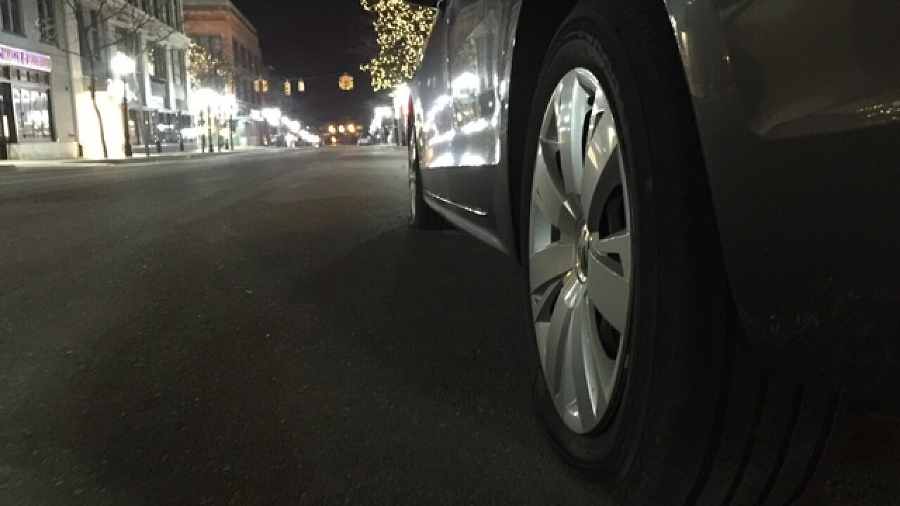 Dozens of tires slashed in Ann Arbor