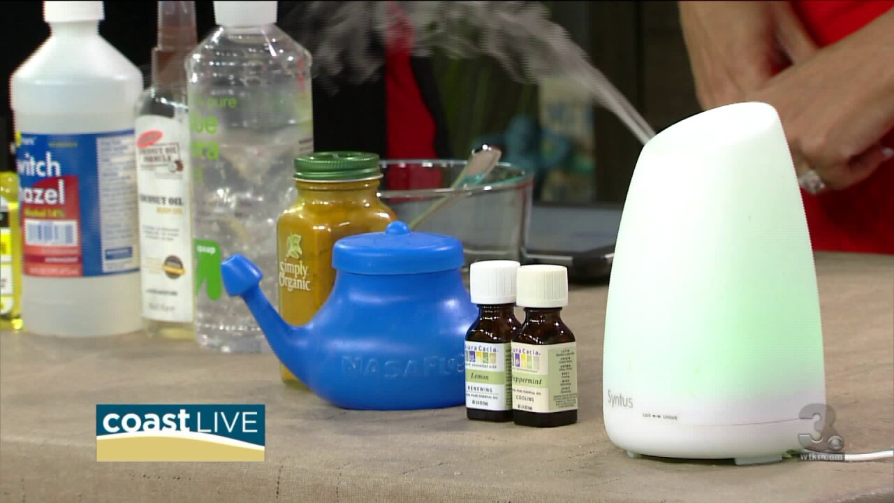 Cheryl's favorite spring hacks to get you through allergy season on Coast Live