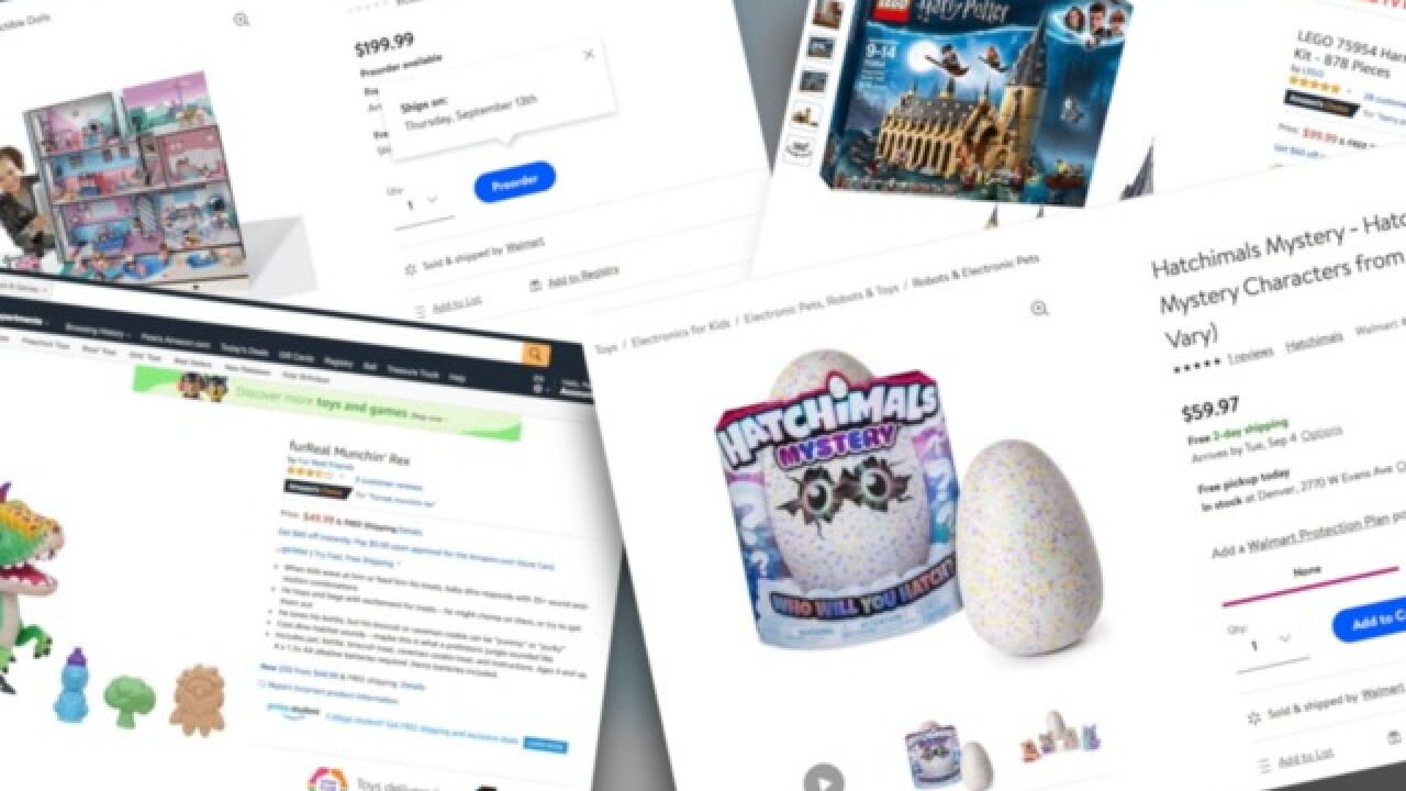 Amazon and Walmart already release holiday toy guides, but why?