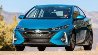 Toyota issues massive recall on 800,000 Prius models