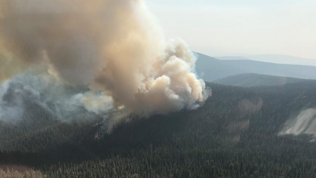 Cinnabar Fire 824