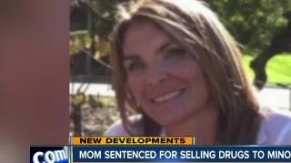 San Diego mom sentenced for selling drugs to minors