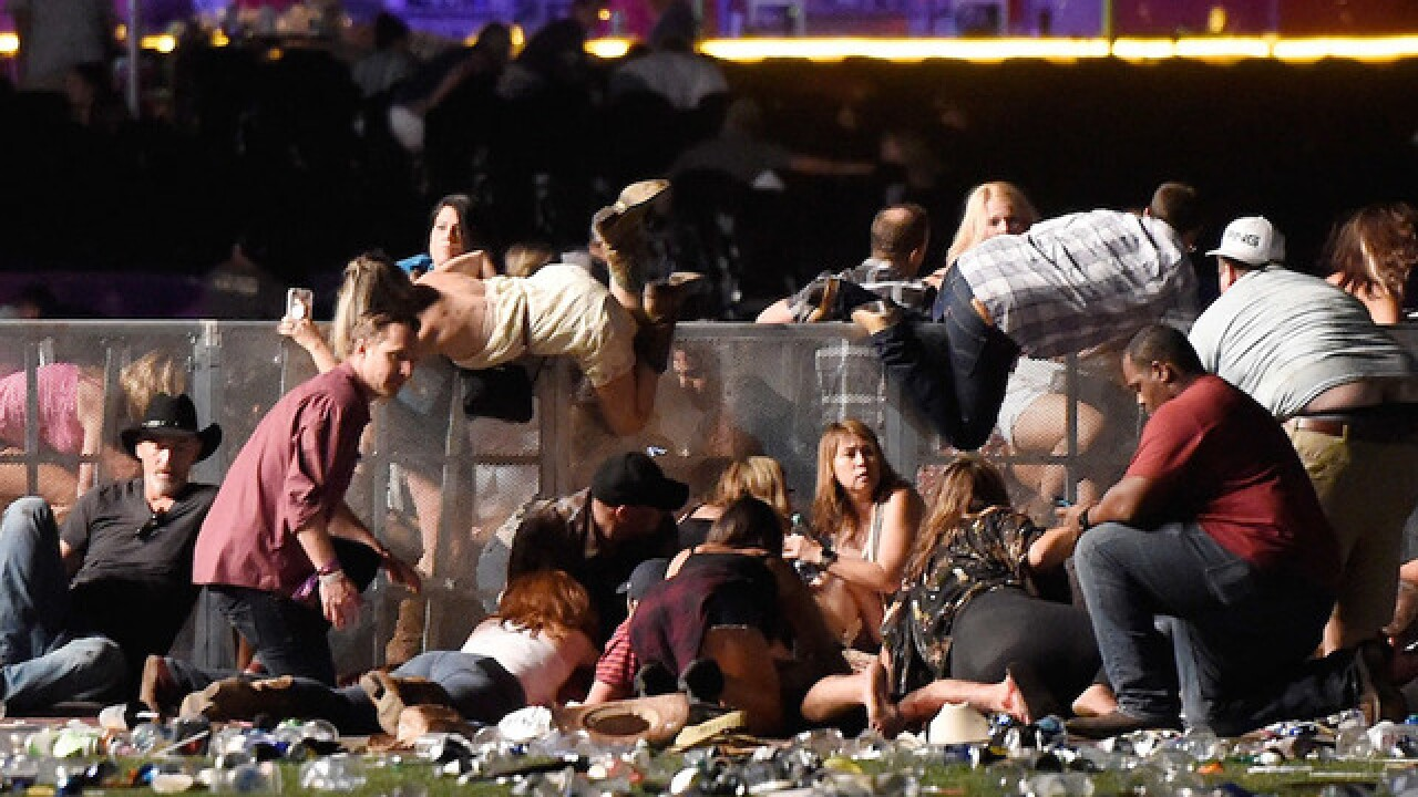 Las Vegas police: At least 20 dead in shooting