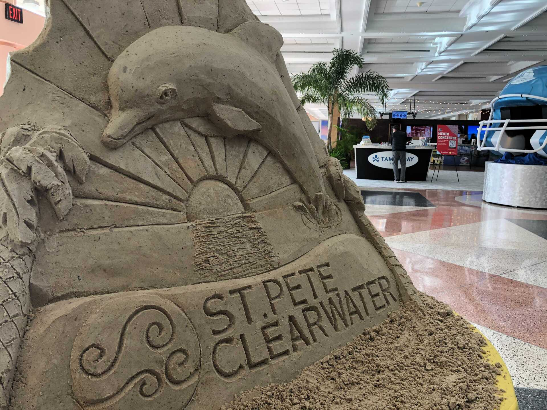 Visit St Pete Clearwater exhibit in the convention center 1.jpg