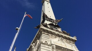 PHOTOS: A view from the top of the Soldiers & Sailors Monument