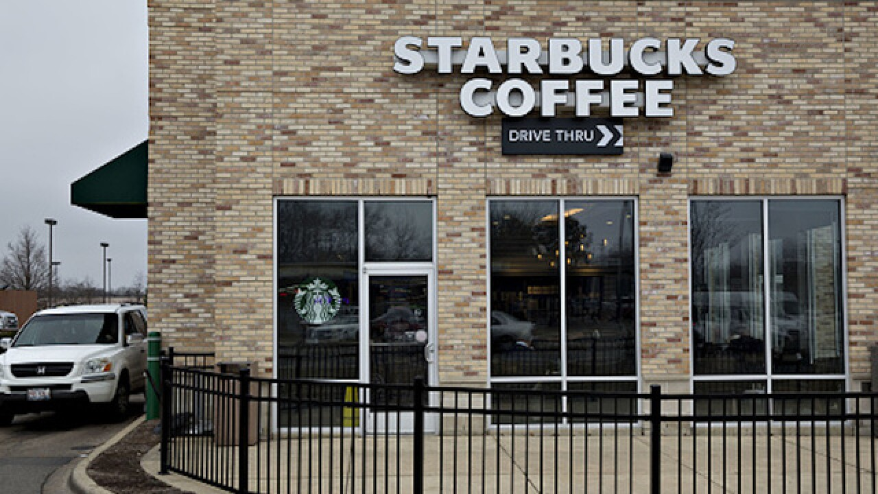 Starbucks CEO calls arrest of black men at store 'reprehensible'