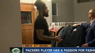 We spent the day with Green Bay Packers offensive lineman Billy Turner