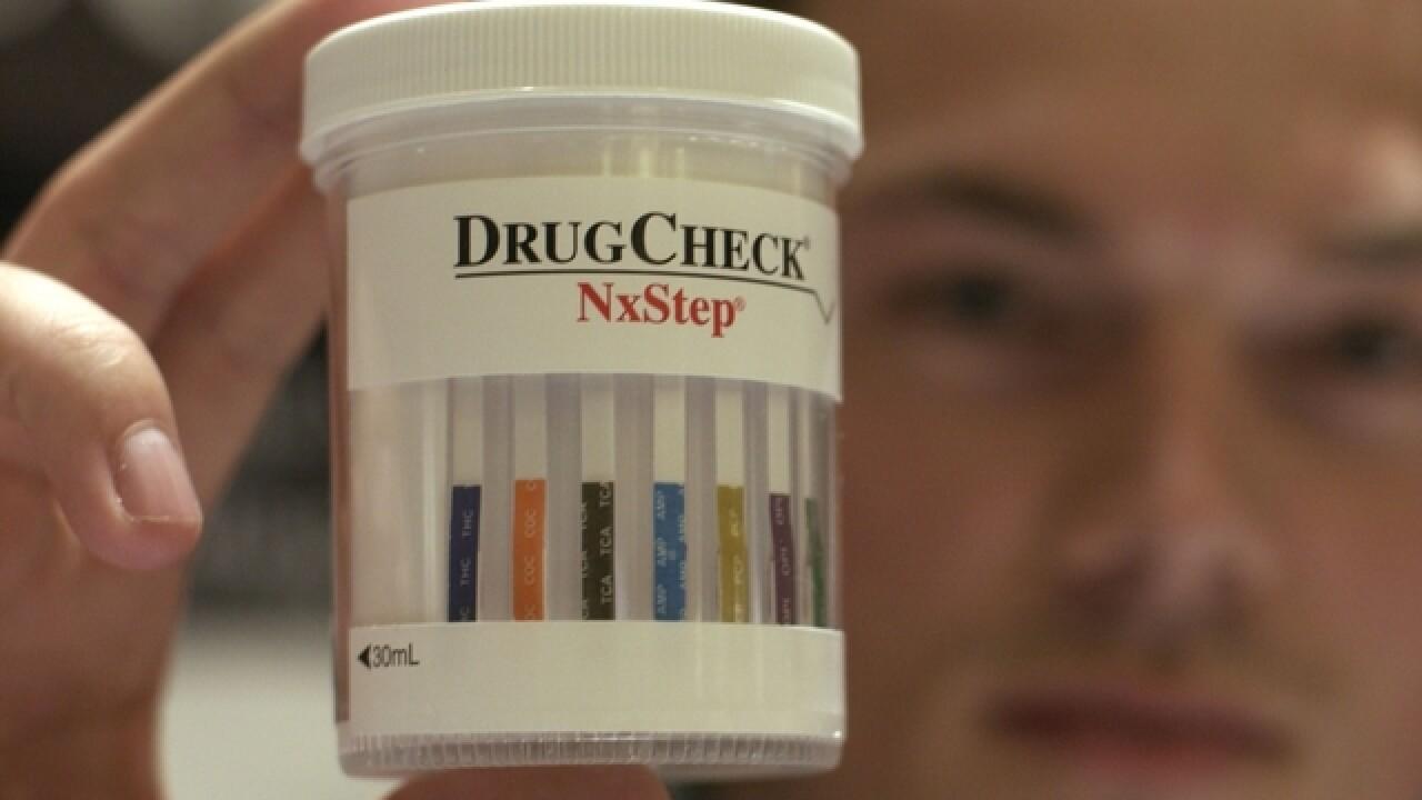 Labor pool shrinks as more fail drug tests
