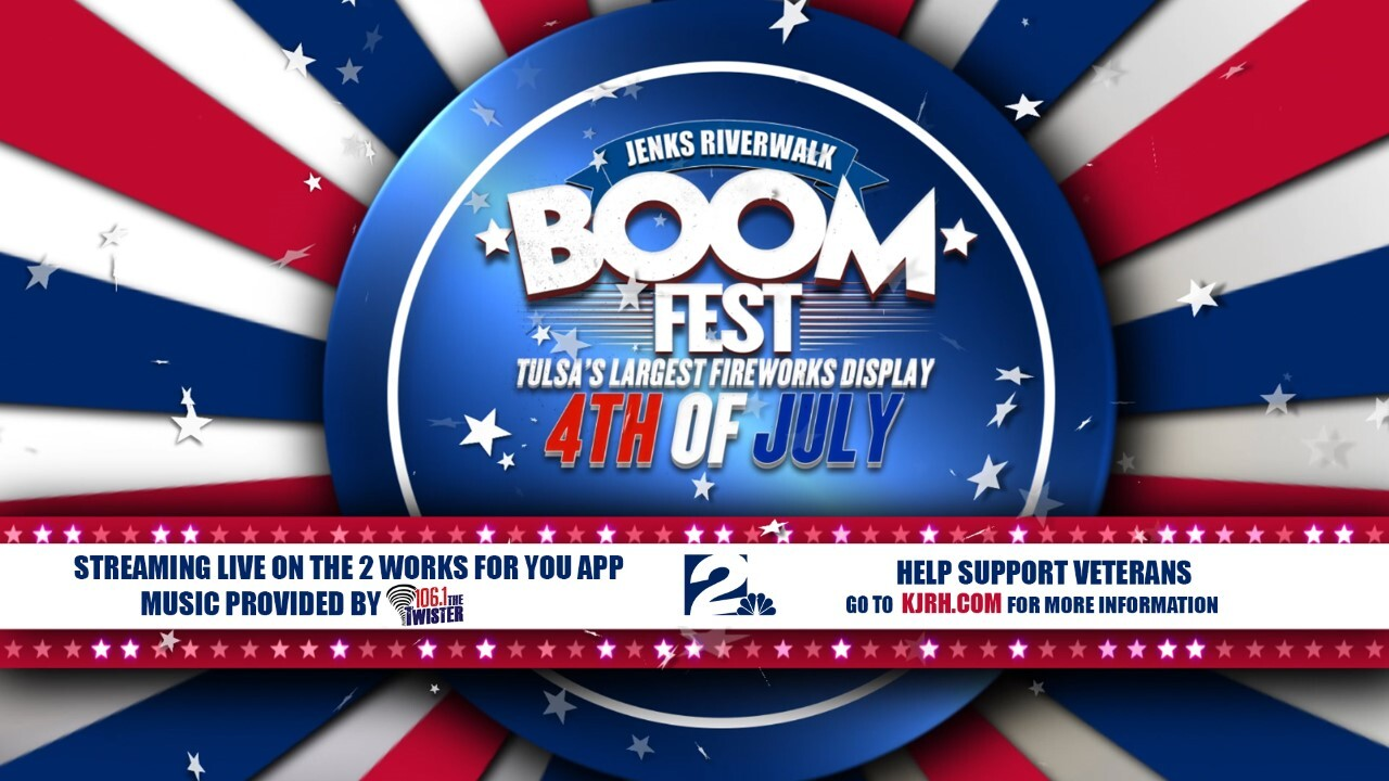 Boomfest on 2 Works for You