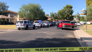 PHX FD: Baby fighting for life after being found unresponsive in bathtub at home in West Phoenix