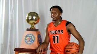 Scooby Johnson named Mr. Basketball