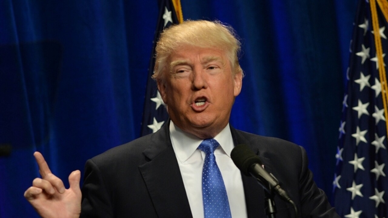 Local GOP strangely silent on Trump fundraiser